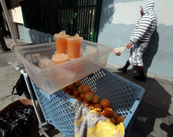 'Mafia' rige carritos de comida en Queens