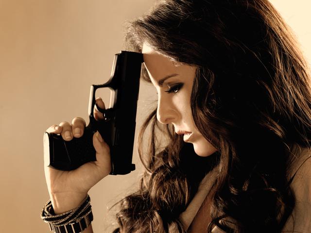 Kate del Castillo, la protagonista estelar de 'La Reina del Sur', que regresa a la pequeña pantalla.