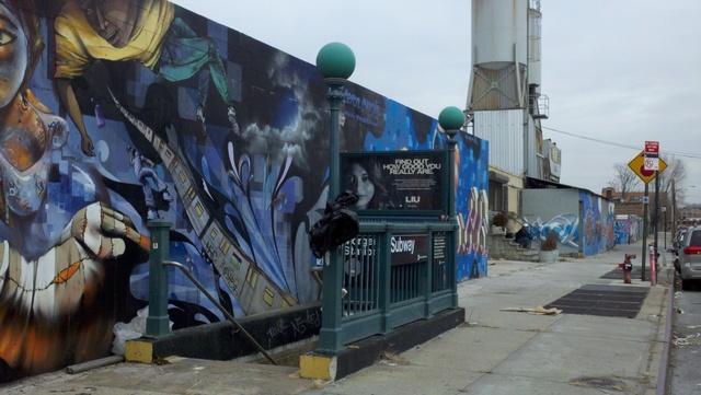 Grafitis en Bushwick: ¿arte o vandalismo?