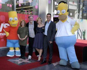 Los Simpsons de fiesta