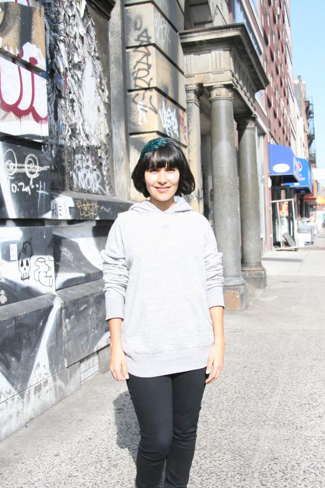 Paola Hernández dejó México para aventurarse en el mundo de la moda de Nueva York.