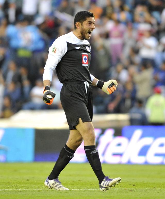 José de Jesús Corona, de Cruz Azul, dijo que sabe que su club tiene que mostrar condiciones.