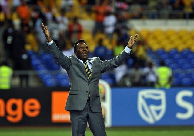 Pelé: 'Nací para el fútbol…'
