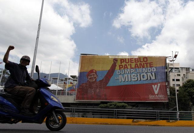 Partido de Chávez inicia campaña