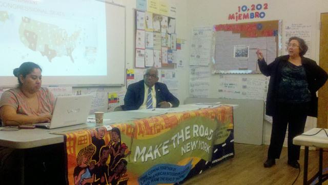 Piden un mapa electoral justo para Queens