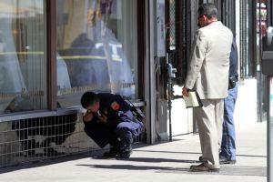 Habituados a balas perdidas de México