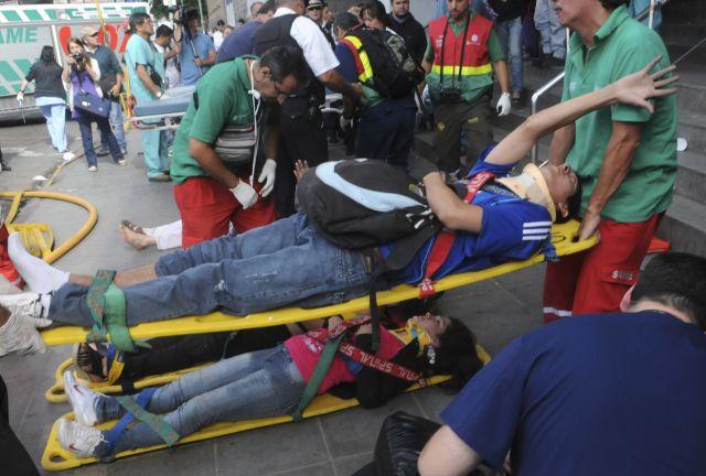 Hay varios extranjeros entre las víctimas de la tragedia en Argentina.