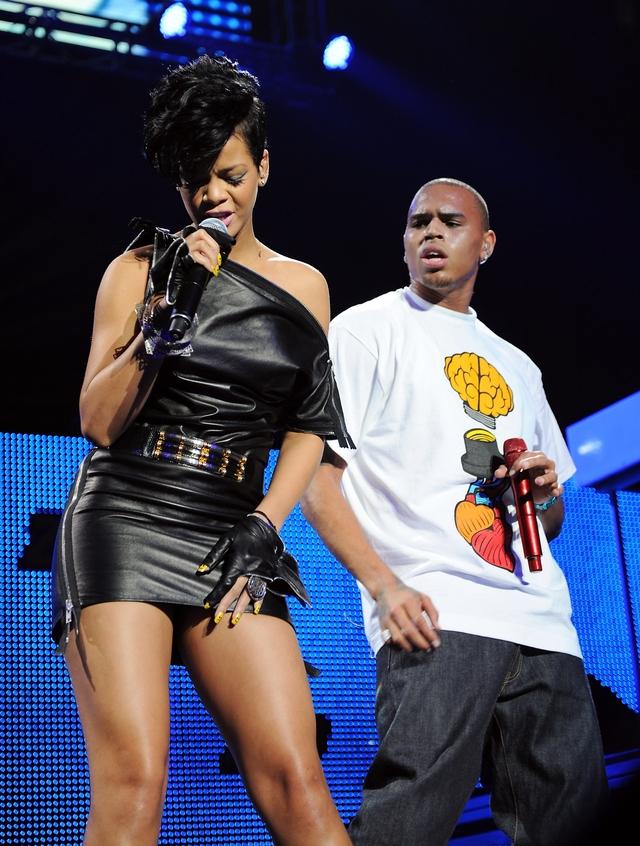 Luego de la golpiza que recibio Rihanna cuando era novia de Chris, parece que reiniciaron su noviazgo.