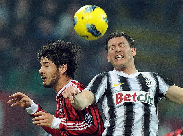Juventus al compás del Milan