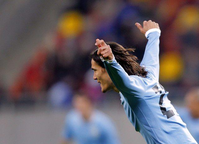 Rumania le  da problemas  a Uruguay