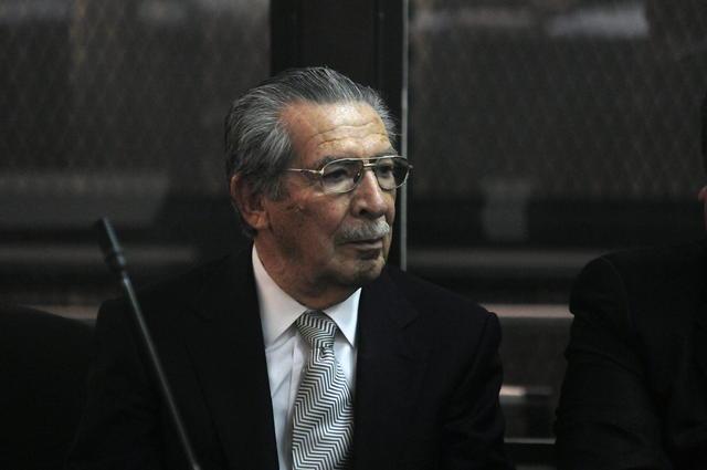 ONU aplaude a justicia de Guatemala