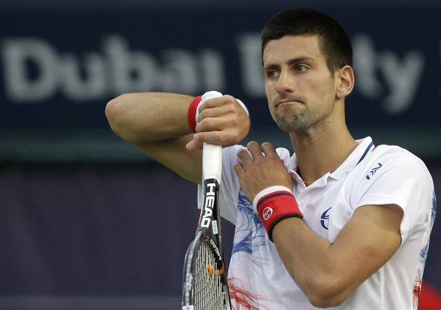 Cae el invicto de Djokovic