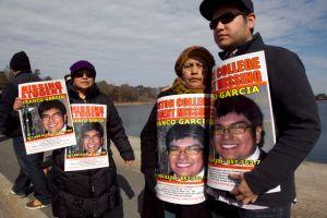 Búsqueda desesperada de estudiante peruano