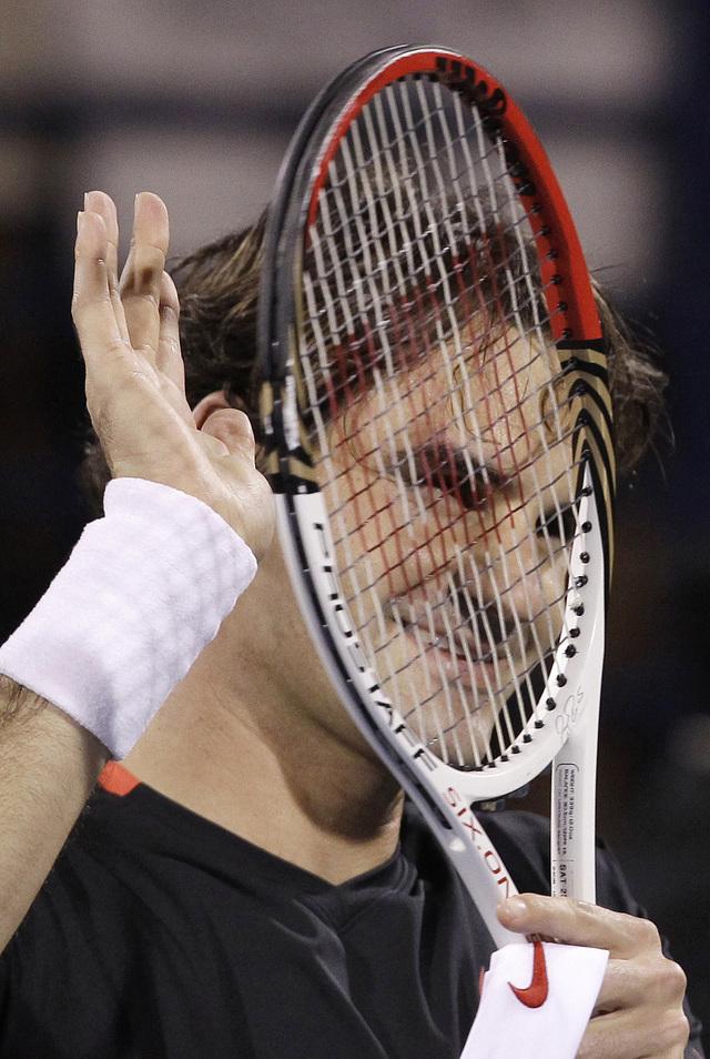 Federer se corona en Dubai