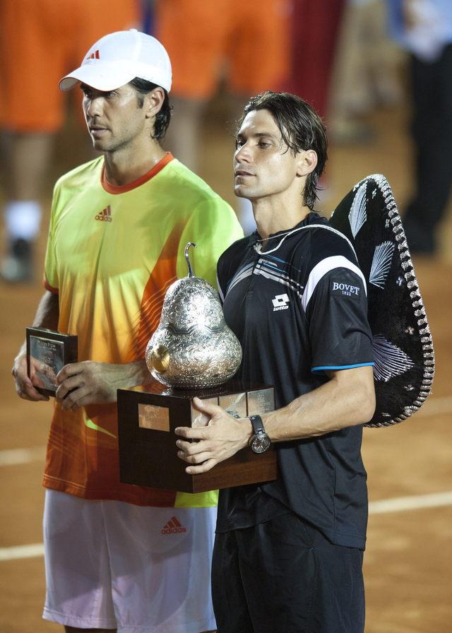 Ferrer gana  Abierto mexicano