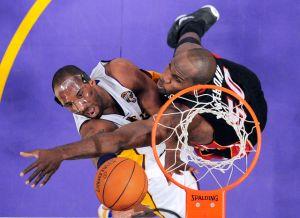 Los Lakers muestran mejoría