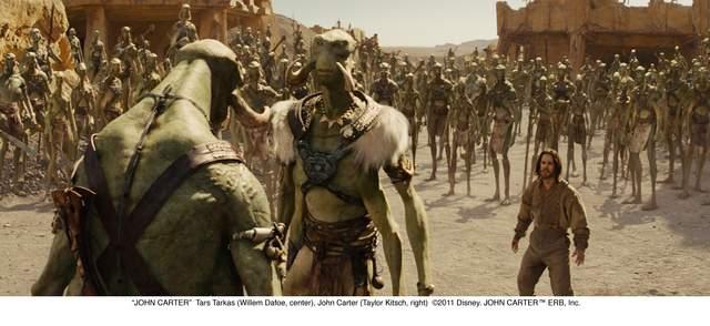 Andrew Stanton, director de 'John Carter': De Pixar a Marte