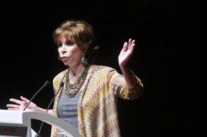 Isabel Allende: Basta de patriarcado