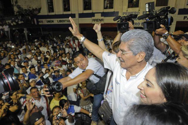 ARENA gana en El Salvador