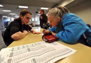 Rechazan  ley para  identificar a votantes
