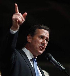 Santorum buscará votos en Puerto Rico