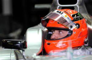 Ensayo GP Australia: Schumacher fue el mejor