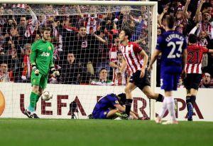 Bilbao hace llorar al Manchester