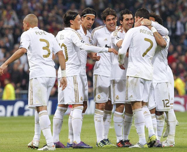 Caldera de presión la Liga de España
