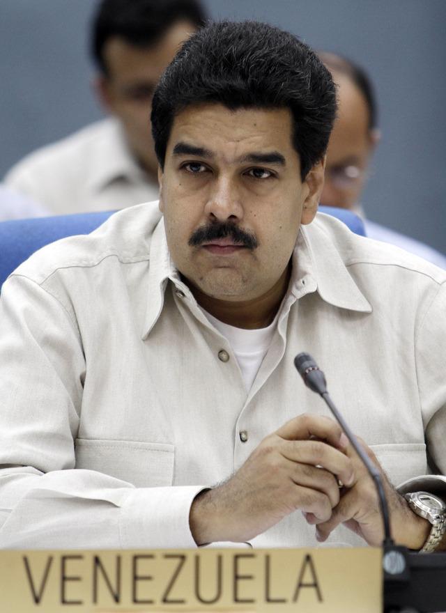 Venezuela pedirá fin al bloqueo de Cuba