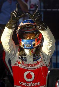 Fórmula 1: Button vence en Australia