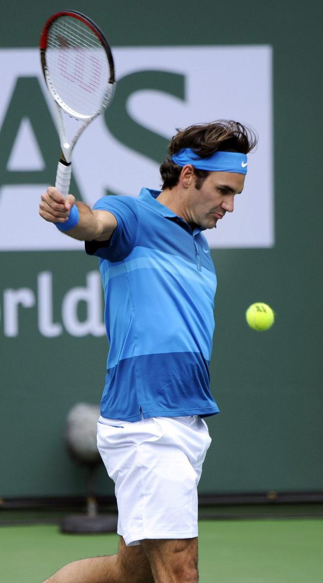 Federer y Azarenka ganan el Masters