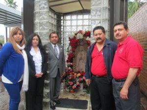 De Houston a México para ver al Papa