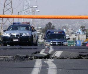 Temblor en México deja 11 heridos