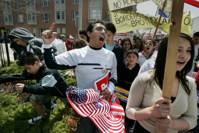 Encuentran ofensivo el término 'inmigrante ilegal'