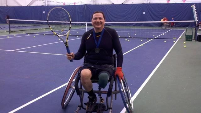 Un discapacitado con grandes capacidades
