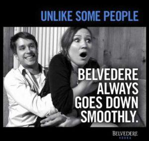 Le sale el tiro por la culata a Belvedere