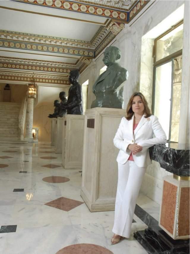 Una mujer busca la alcaldía de San Juan