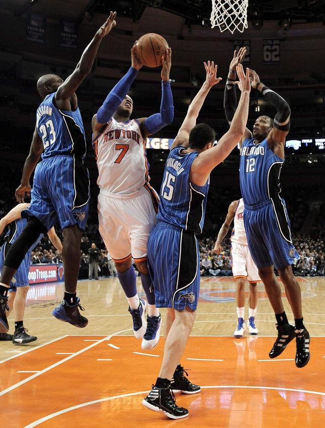 Knicks a ampliar la racha