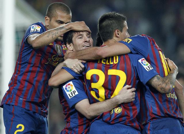 El Barça se aferra a la Liga