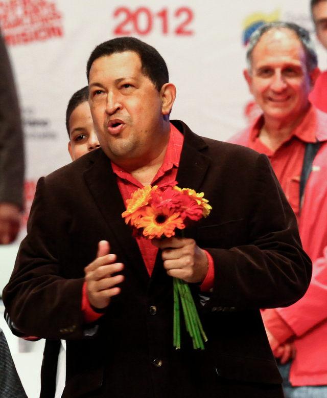 Chávez: con el favor de Cristo saldré adelante