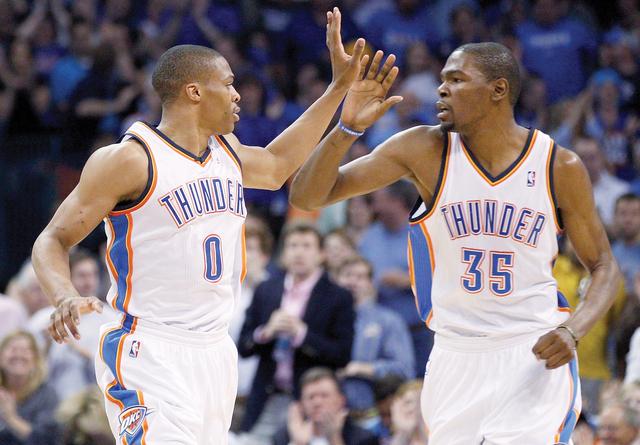 Cómodo triunfo del Thunder ante Chicago