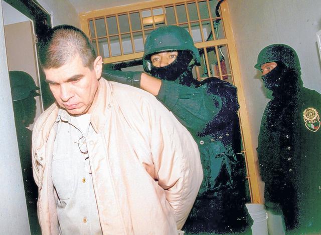 Arellano Félix condenado a 25 años