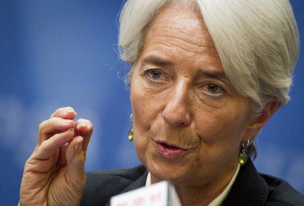 FMI pide más 'arsenal' contra la crisis