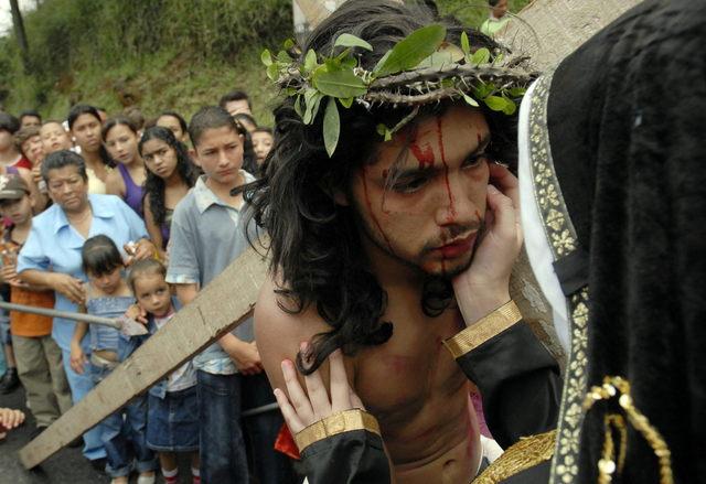 Las procesiones por Viernes Santo en NY