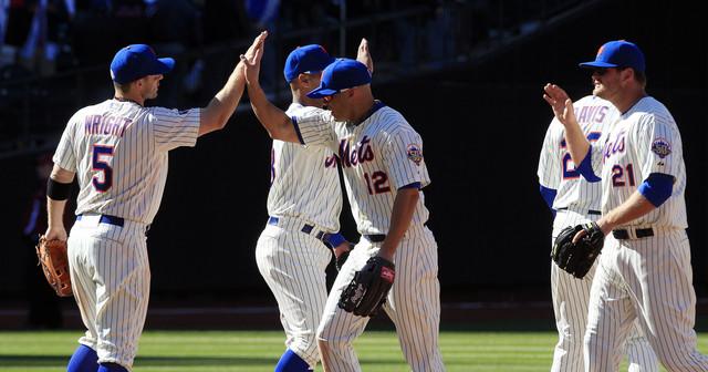 Mets se llevan serie ante Bravos
