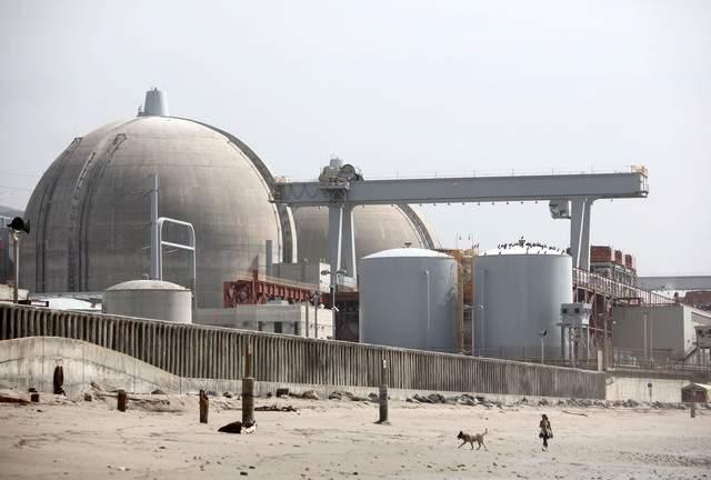 Cierran planta nuclear