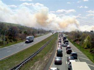Bajo fuego terrenos en Staten Island y Long Island