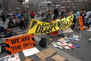 """""""Indignados"""" neoyorquinos tienen nueva página web"""