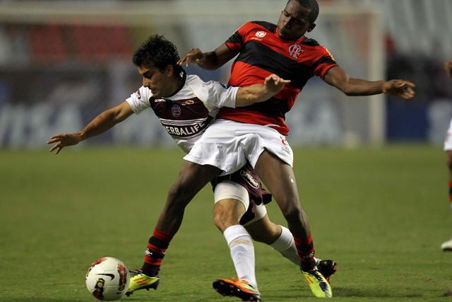 Flamengo fuera de la Libertadores