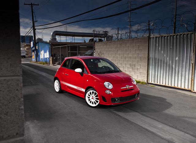 Resucita un ícono italiano: el  Fiat 500